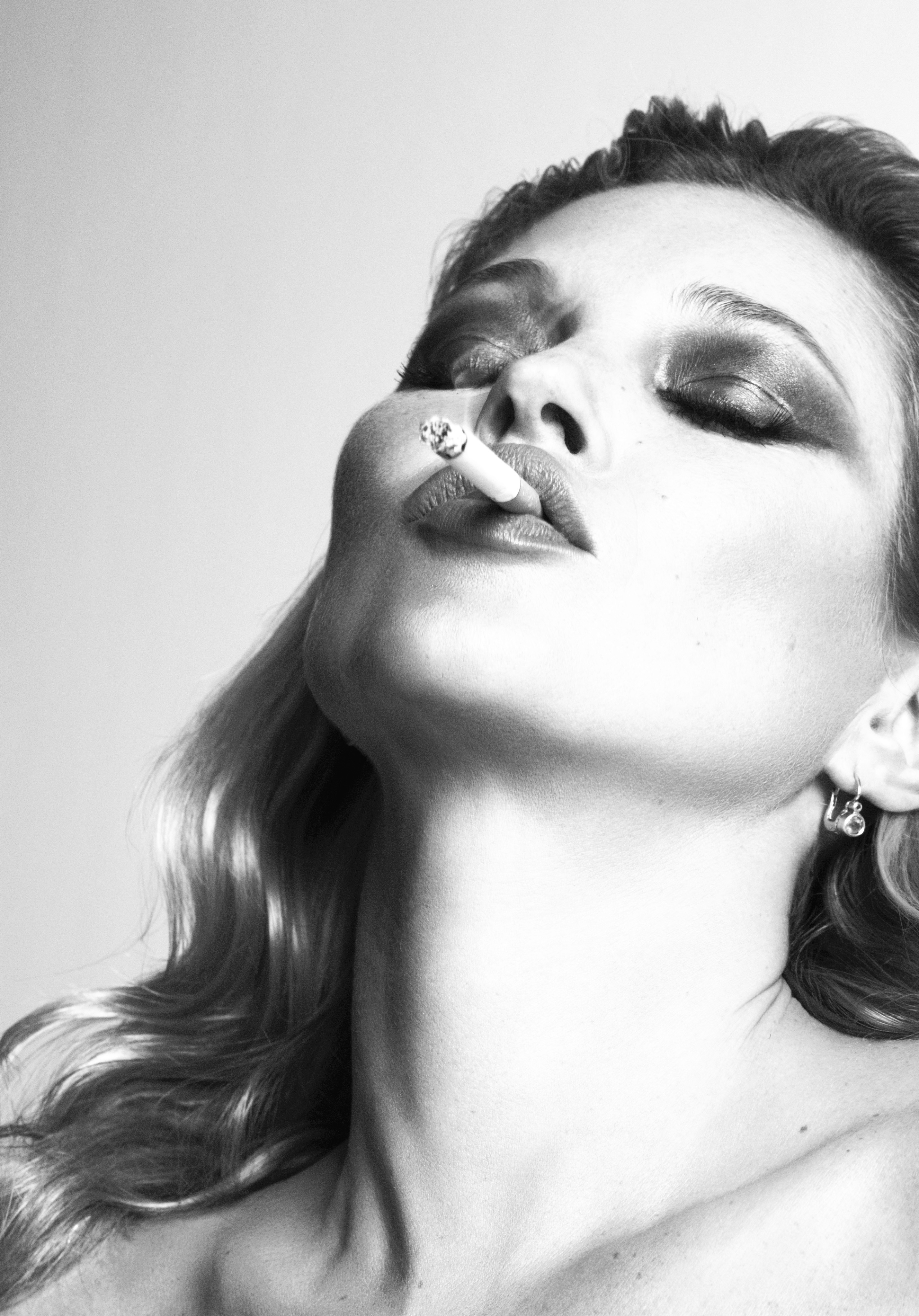 Kate Moss, Love Magazine, London 2009